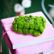 Wedding rings soft focus — Foto Stock