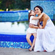 Mother and daughter — Stock Photo #19928157