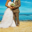 Summer wedding fashion — Stockfoto