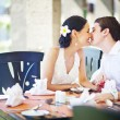 Romantic dinner — Stock Photo #26365477