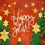 New year background — Stock Photo #37169587