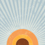 Retro starburst background — Stock Vector #50812255