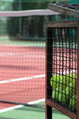 Tennisballs — Stockfoto