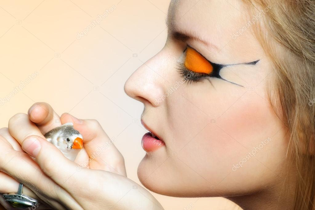 Creative Makeup Pinterest Creative Makeup And Bird