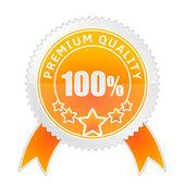 Badge of Premium Quality — Stock Vector