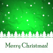 Abstract Christmas Background. — 图库矢量图片