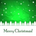 astratto sfondo Natale — Vettoriale Stock