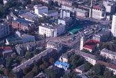 Stadt und — Stockfoto