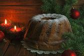 Ciasto domowe — Zdjęcie stockowe