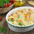 Casserole with meat and vegetables — Stock Photo #35803615