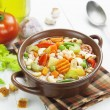 Minestrone — Stock Photo #41095209