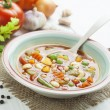 Minestrone — Stock Photo #41095277