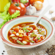 Minestrone — Stock Photo #41095295