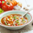 Minestrone — Stock Photo #41095299