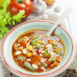 Minestrone — Stock Photo #41095389