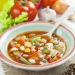 Minestrone — Stock Photo #41900983