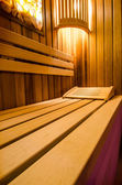 Wellnes and Spa, sauna — Foto de Stock