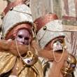 Royalty-Free Stock Photo: Carnival masks in the Venice
