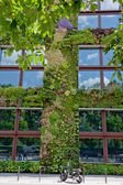 Facade the musee du Quai Branly, Paris, France — Stock Photo