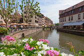 Old Town of Strasbourg called La Petite France — Stock Photo