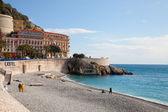 Nice France, Cote d Azur — Stock Photo