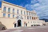 Prince's Palace of Monaco — 图库照片