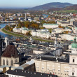 View of the Salzburg, Austria — Stock Photo