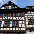 Traditional old house in Strasbourg — Stock Photo