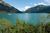 Mountain lake, Austria,Tyrol — Stock Photo