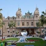 Monte Carlo Casino in Monaco — Stock Photo #40385177