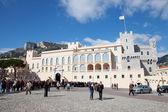 Monaco, Prince's Palace — Stockfoto