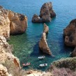 Stock Photo: Pontde Piedade in Lagos, Algarve coast in Portugal
