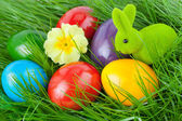 Easter Colorful Background — Stock Photo