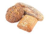 Tam buğday ekmeği — Stok fotoğraf