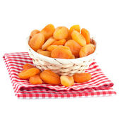Dried Apricot Fruits — Stock Photo