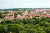 Vilnius panorama — Stock Photo
