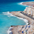 Panoramof Rhodes town — Stock Photo #17000039