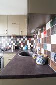 My kitchen is your kitchen — Stock Photo