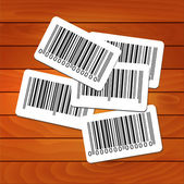 Bar-codes — Stock Vector
