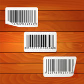 Bar-codes — Vecteur