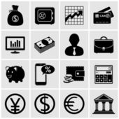 Business & Finance Icons — Stock Vector
