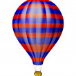 Royalty-Free Stock Photo: Air balloon