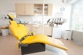 Dental chair — Stock Photo