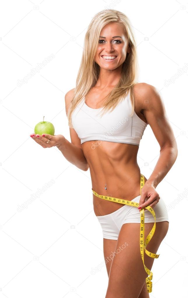 план питания для похудения на месяц девушке