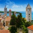 Cityscape of Croatia — Stock Photo