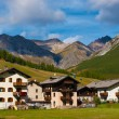 Alpine village — Stockfoto #32065067