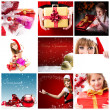 Christmas mix — Stock Photo #34834285