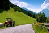 Mountains in Austria — Stock Photo