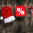 Christmas SALE — Stock Photo #35173749