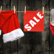 Christmas SALE — Stock fotografie